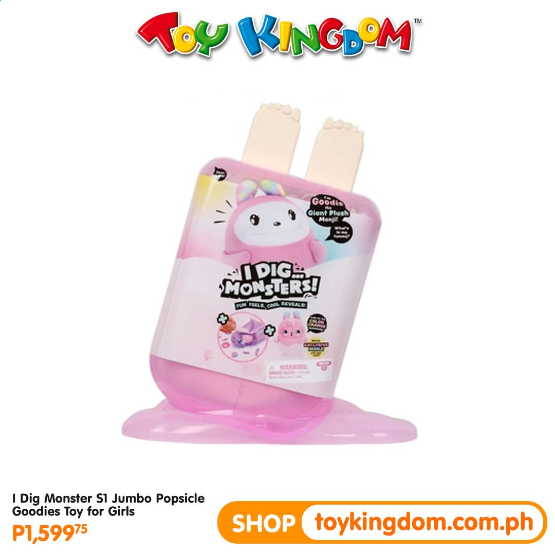 Toy Kingdom offer  - Sales products - toys. Page 1.