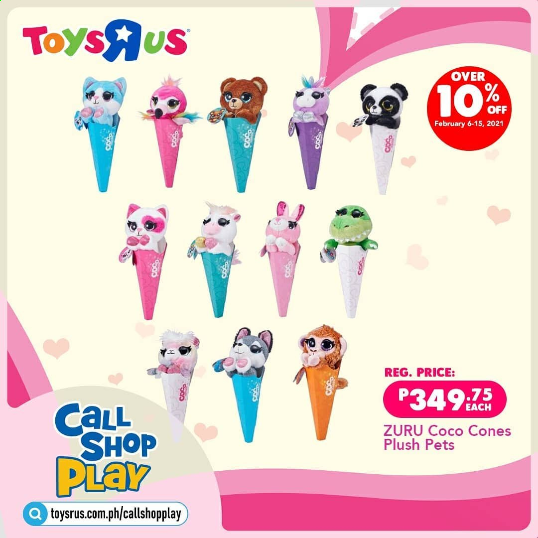 "Toys""R""Us offer  - Sales products - Zuru. Page 3."